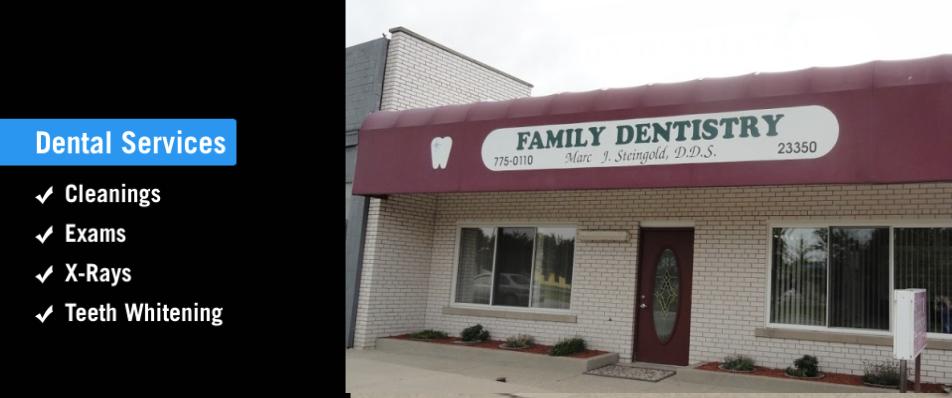 Family-Dentist-Eastpointe-MI-Marc-Steingold-D.D.S.-services-586-439-5577