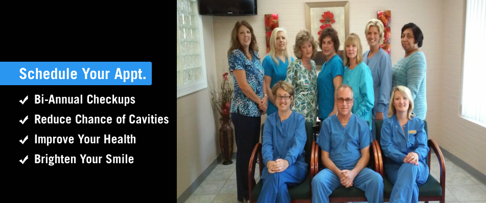 Family-Dentistry-Eastointe-MI-team